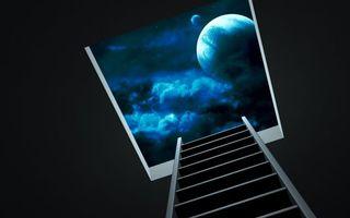 Фото бесплатно туманность, газ, спутник
