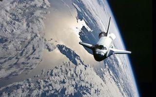Бесплатные фото земля,планета,корабль,шаттл,полет,материки,небо