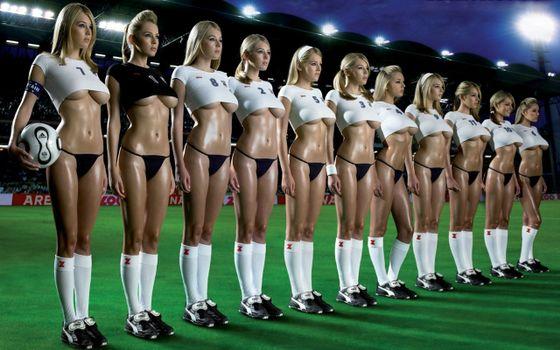 Photo free football, t-shirts, chest