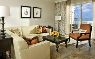 Бесплатные фото гостиная,диван,стол,окно,картины,лампа,интерьер