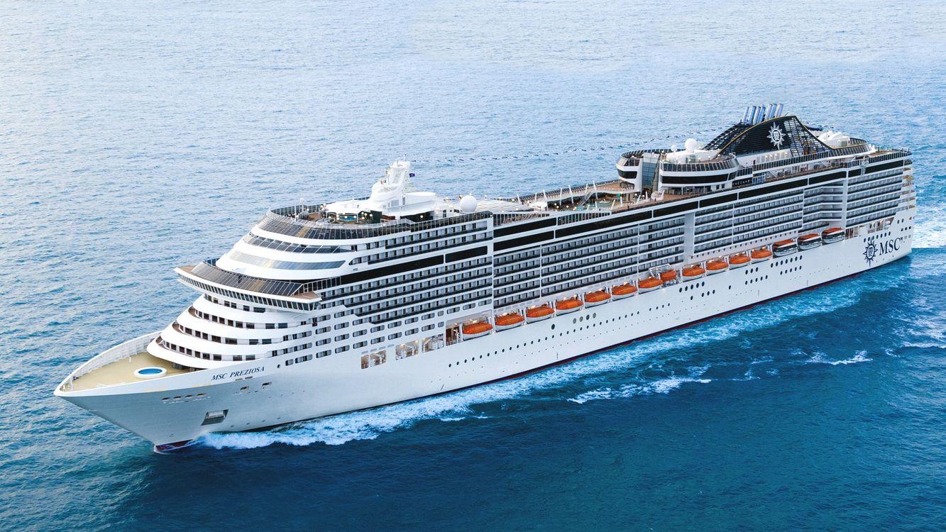 Фото бесплатно корабль, палуба, окна, море, вода, волны, небо, разное, корабли