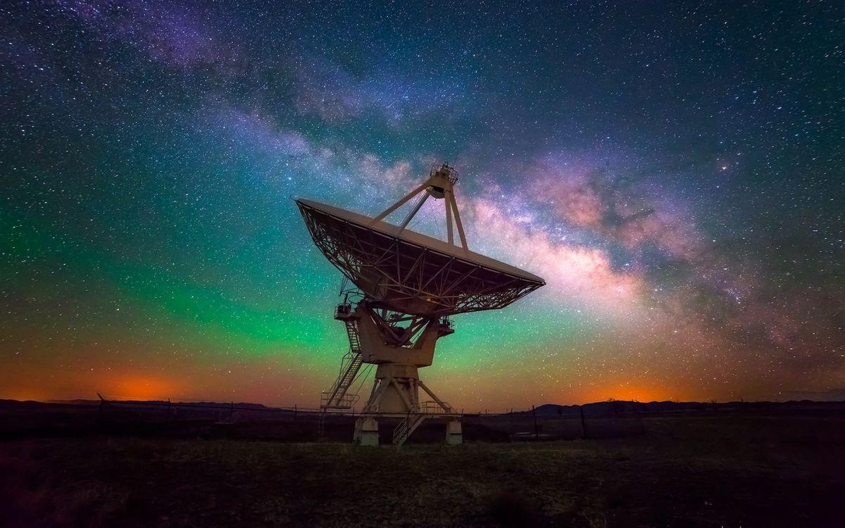 Фото бесплатно космическая, антенна, небо, звезды, млечный, путь, разное - на рабочий стол