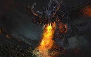 Photo free monster, battle, fantasy