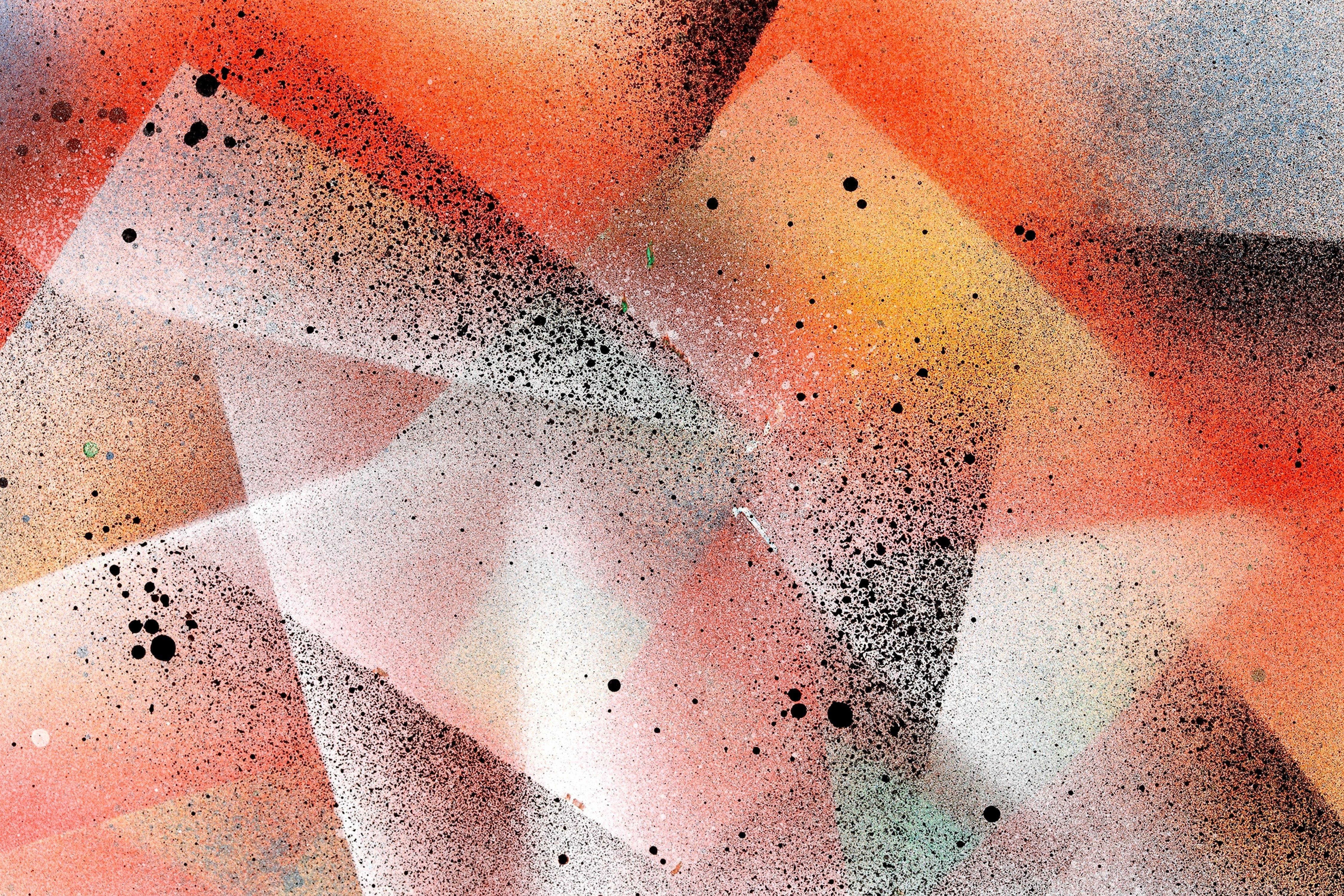 графика абстракция текстуры размытость без смс