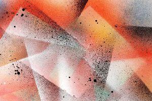 Бесплатные фото прямоугольники, углы, пятна, брызги, абстракции