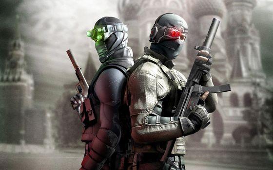 Бесплатные фото воины,бойцы,голова,приборы,оружие,красная площадь