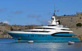 Фото бесплатно яхта, катер, окна