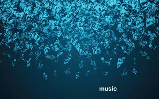 Бесплатные фото заставка,ноты,надпись,музыка