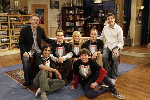 Photo free show, big bang theory, series