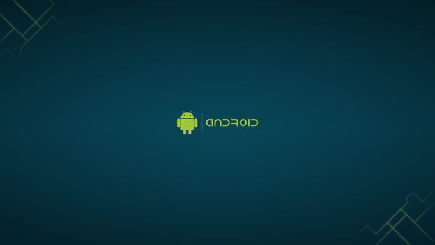 Photo free android, robot, blue