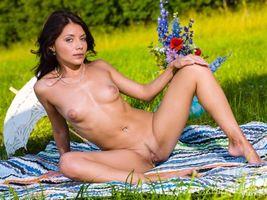 Бесплатные фото Kayla B,модель,красотка,голая,голая девушка,обнаженная девушка,позы