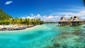Фото бесплатно вода, океан, пейзажи