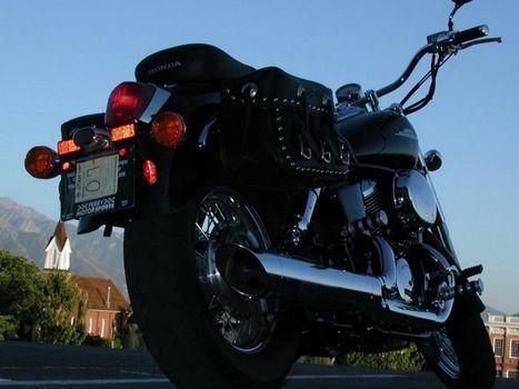 Фото бесплатно фары, выхлоп, мотоциклы