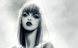 Бесплатные фото девушка,волосы,лицо,глаза,макияж,губы,фото