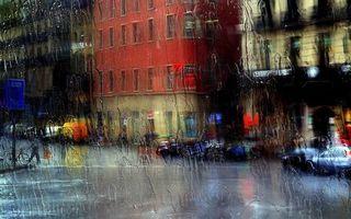 Бесплатные фото дома,улица,дождь,лето,осень,асфальт,вода
