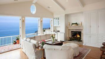 Фото бесплатно кресла, гостиная, интерьер