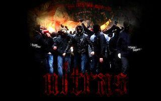 Бесплатные фото люди,парни,маски,протест,куртки,фон,черный