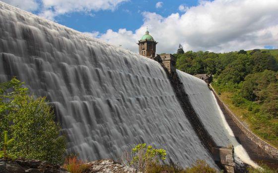 Photo free dam, Craig gokh, waterfall