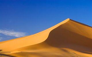 Фото бесплатно поле, песок, дюны
