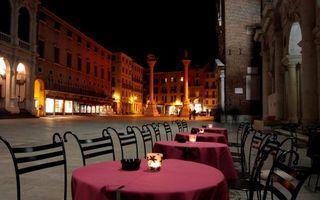 Фото бесплатно стол, стулья, ресторан