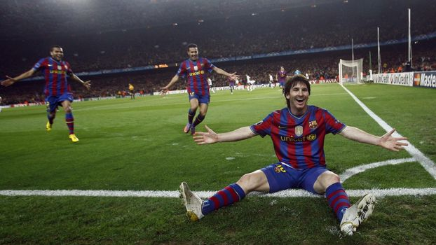 Photo free barcelona, messi, football