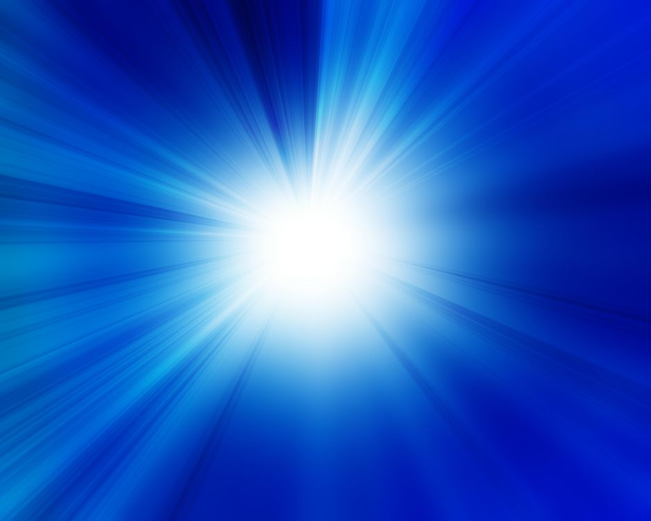 Синяя абстракция · бесплатное фото