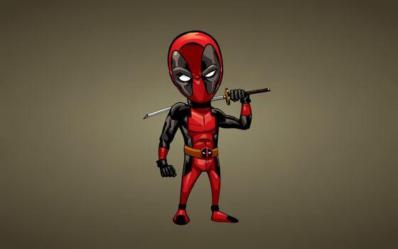 Фото бесплатно герой, костюм, маска