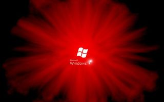 Photo free miscellaneous, red, windows