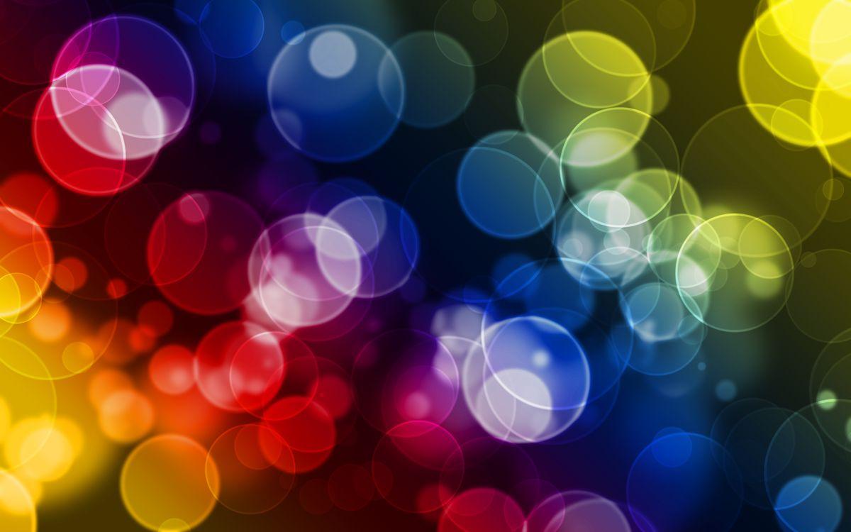 Фото бесплатно абстракция, круги, шарики - на рабочий стол