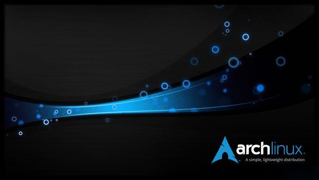 Фото бесплатно linux, archlinux, os
