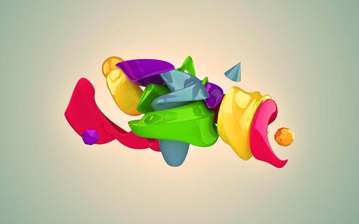 Фото бесплатно abstraction, фигуры, абстракция - на рабочий стол