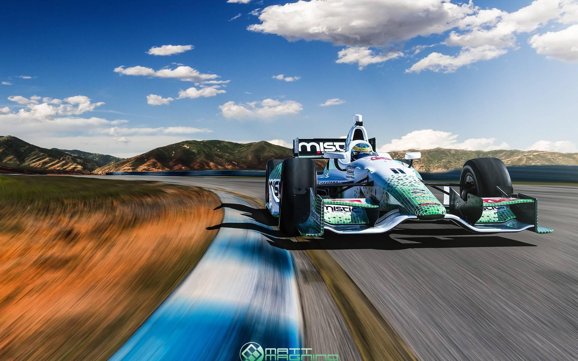 Обои формула 1, F1, трасса, скорость