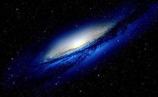 Фото бесплатно космос, галактика, звёзды