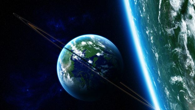 Photo free planets, big, small