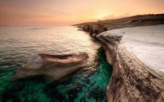 Бесплатные фото берег,море,скала,обрыв,природа