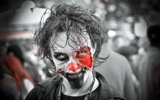 Фото бесплатно человек, грим, макияж