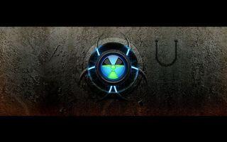 Бесплатные фото фон,серый,круг,знак,логотип,символ,радиация