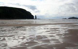 Photo free beach, water, sky