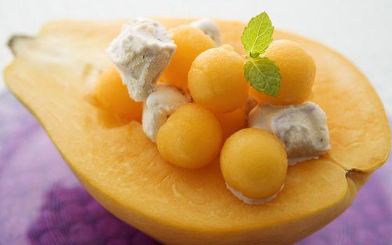 Фото бесплатно фрукт, желтый, оранжевый