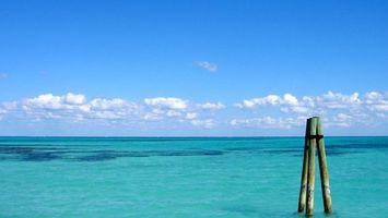 Бесплатные фото море,вода,небо,облака,горизонт,красиво,природа