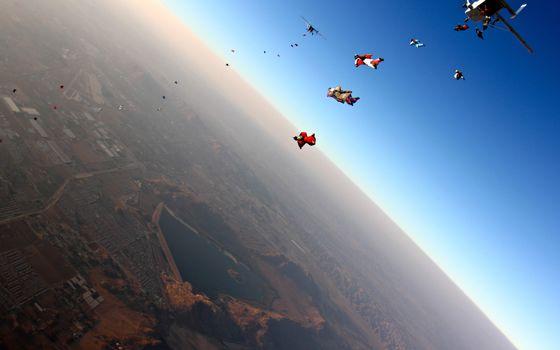 Photo free jump, height, air