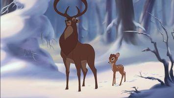 Фото бесплатно зима, мультфильм, снег