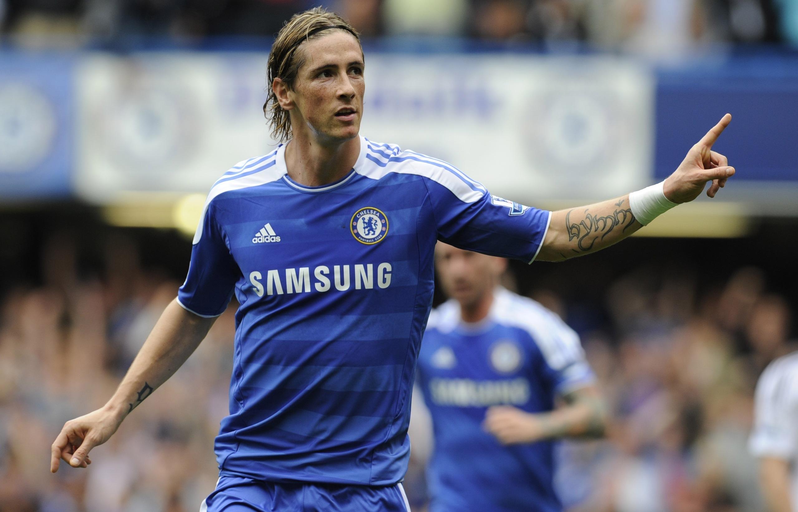 Fernando José Torres Sanz Fuenlabrada Madrid 20 de marzo de 1984 más conocido como Fernando Torres es un futbolista español que juega como delantero en el