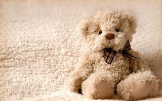 Фото бесплатно teddy bear, плюшевый, мишка