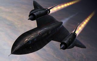 Бесплатные фото бомбардировщик,самолет,usa,черный,в небе,двигатели,пламя