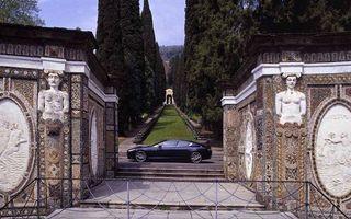 Фото бесплатно автомобиль, дом, ворота