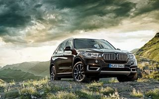 Photo free bmw, SUV, grille