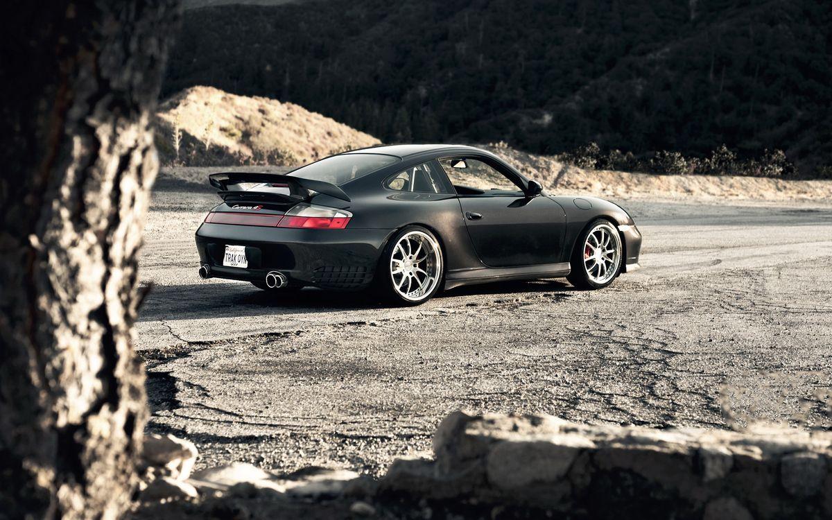 Фото porsche 911 carrera 4s - бесплатные картинки на Fonwall