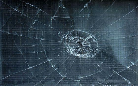 Бесплатные фото стекло,осколки,разбитое,паутина,кусочки,разное