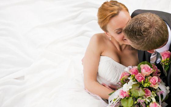 Фото бесплатно свадьба, жених, невеста